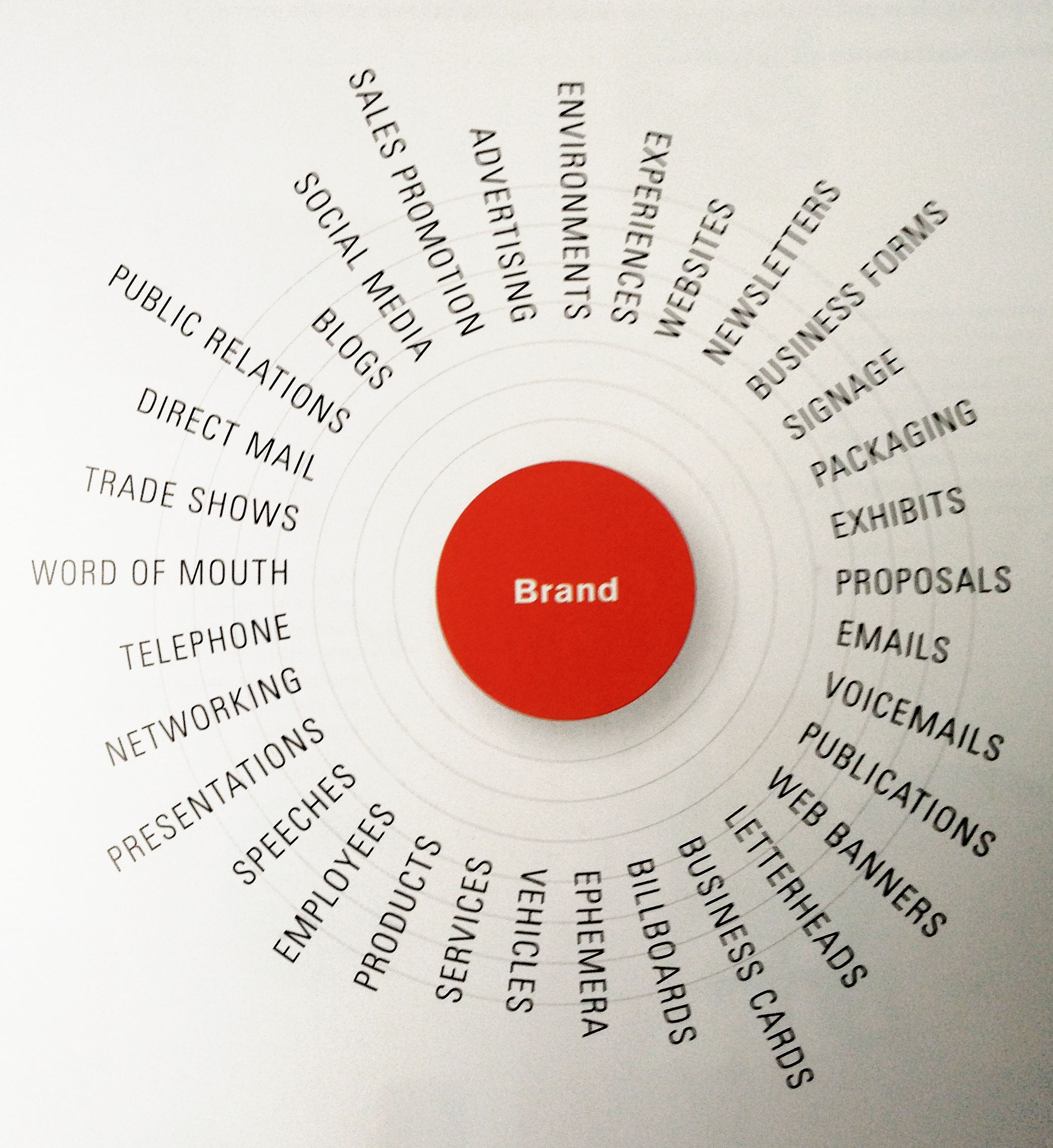 Illuminating the Difference between Brand and Brand Identity