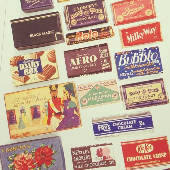 1930s sweets